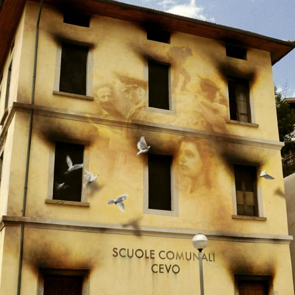 Eron, Borondo, Ozmo e Collettivo FX alla quarta edizione di Wall in Art